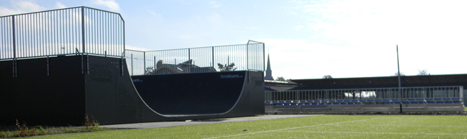 Skate Park Techramps
